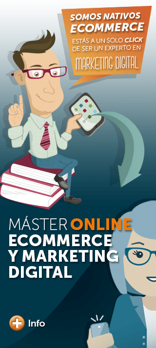 Master comercio electronico y marketing digital